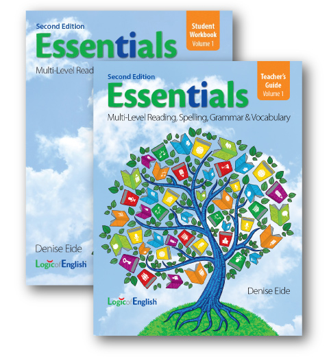 Essentials Vol. 1 covers