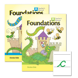 Foundations A-B Cursive