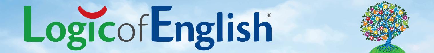 Logic of English Tree
